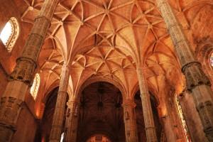Jerónimos-Kloster in Lissabon
